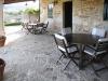 Terraza exterior e zona de almorzos