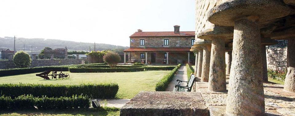 En Finisterre, corazón de Costa da Morte, Dugium Turismo Rural con encanto.