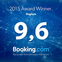 Guest Review Award Booking 2015